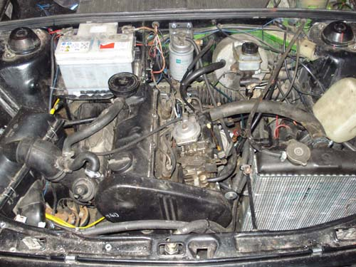 Motor Passat 32B Turbodiesel CY