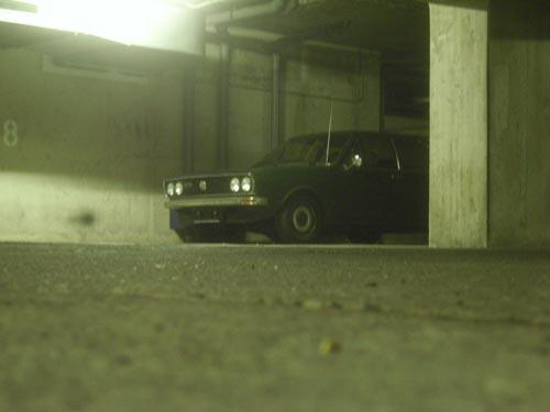 VW Passat 1977 GLS