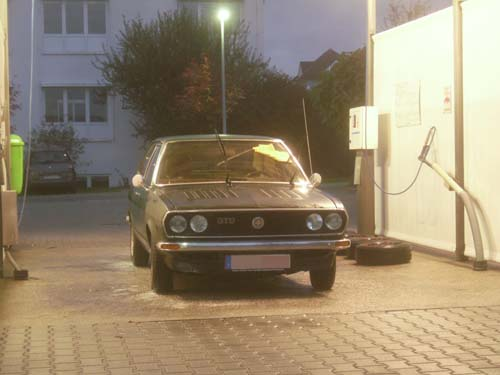 VW Passat GLS Turbodiesel 1977