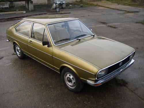 VW Passat 474 1973
