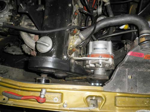 Motor VW Passat 1973