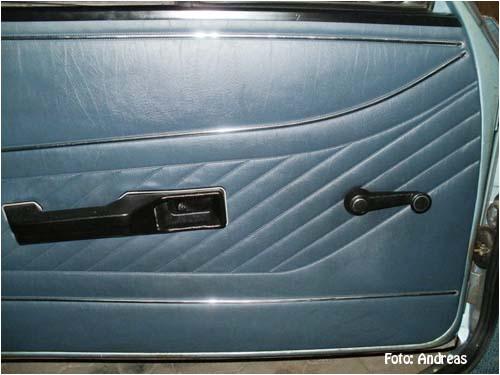 Türverkleidung Audi 80 LS 1973