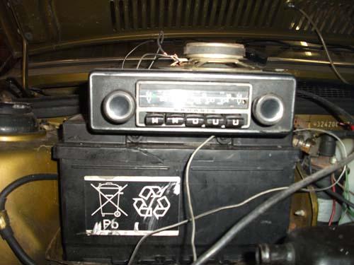 Grundig Autoradio