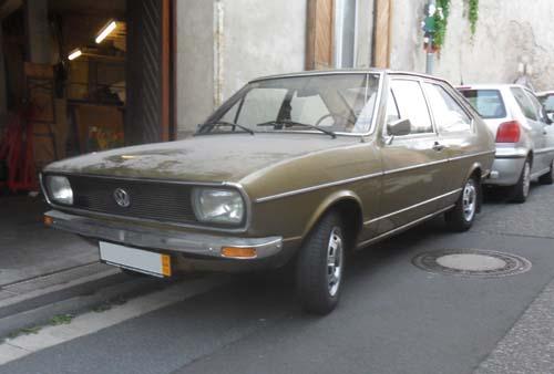 VW Passat 474