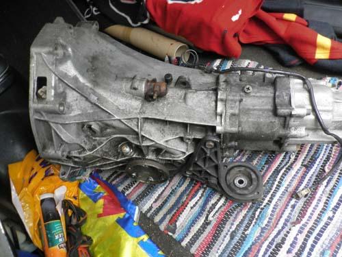 Betriebe VW Passat 32B Fünfzylinder