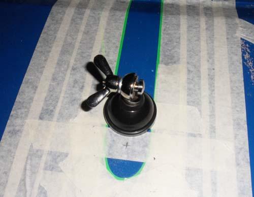 CB Funkantenne Sockel