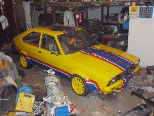 Passat MFP Mad Max Filmauto