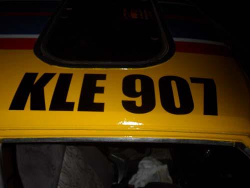 MFP Polizeiauto gelb