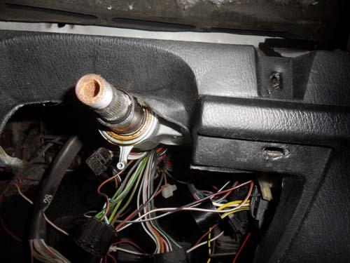 BMW E30 Armaturenbrett anpassen
