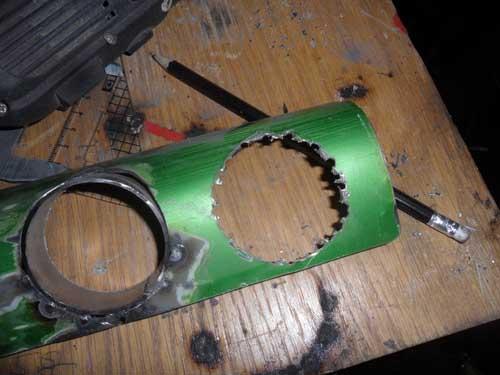 Instrumentenkonsole bauen
