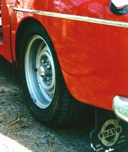 KPZ Kronprinz Volvo Stahlfelgen 5,5J15