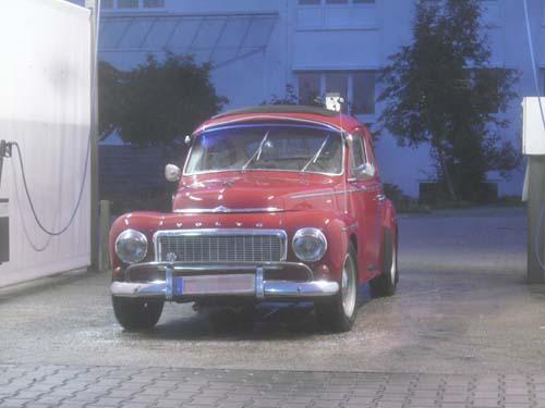 Volvo PV 544 Sport Exportstoßstangen Buckelvolvo