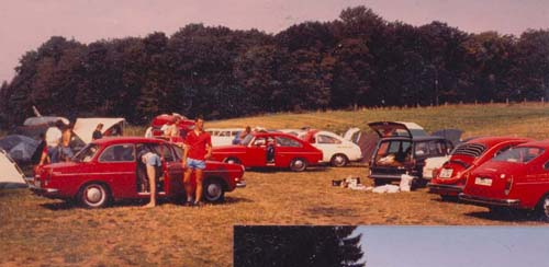 VW Typ 3 Treffen Freilingen/Eifel