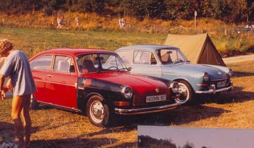VW 1600 TL 1970