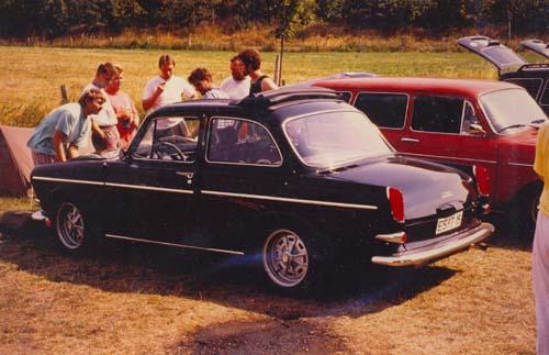 VW Typ 3 1963