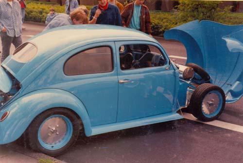 VW Käfer Ovali Flipfront