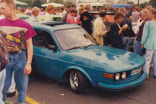 VW 412 Varian Callook