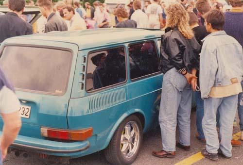 VW 412 Typ 4 Custom