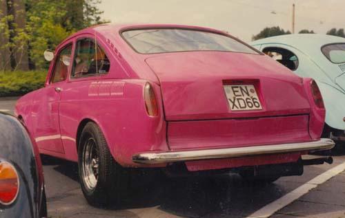 VW Typ 3 1600TL