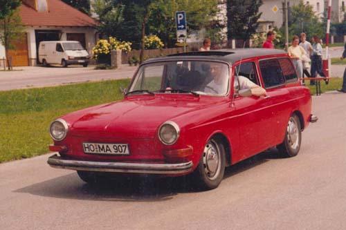 VW 1600 Variant Typ 3 1973