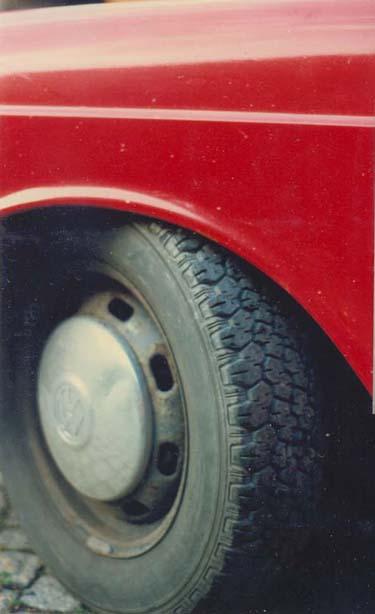 Tieferlegung VW Typ 3