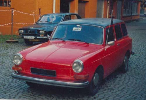 VW Variant, Dacia 1300