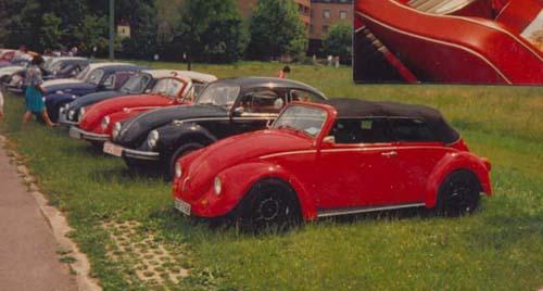Top Chop Cabrio VW Käfer