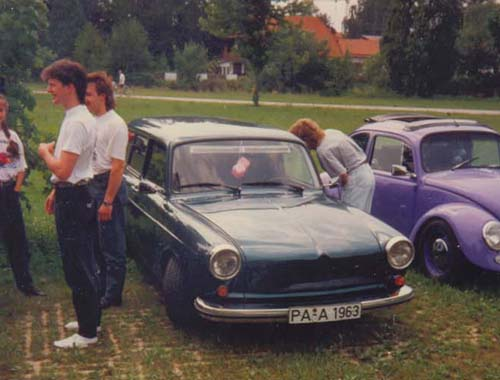 VW 1600 Variant Langschnautzer
