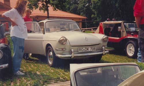 VW Typ3 Kurzschnautzer neuwertig
