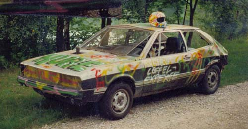 VW Scirocco 1 1975 Stockcar
