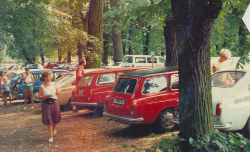 VW Typ3 Treffen