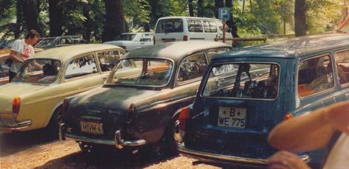 VW Typ 3 IG Berlin