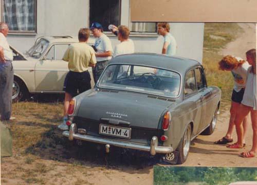 VW Typ3 Standard Typ 4