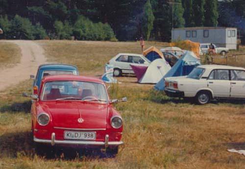 VW Typ 3 Treffen 1992