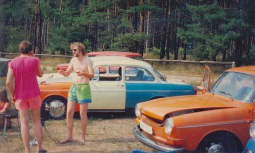 VW Typ 3 Harlekin