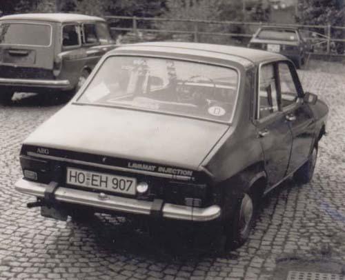 UAP Dacia 1300 1974