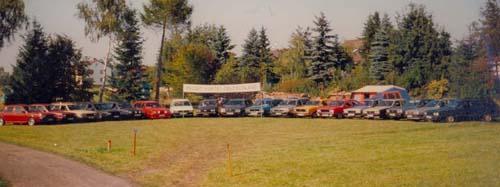 VW Passattreffen 1992 Schrobenhausen