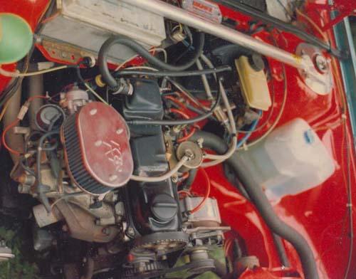 Motor VW Passat 32B