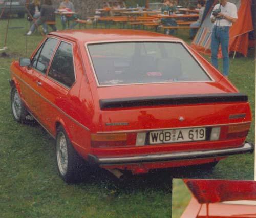 VW Passat Urmodell GLI Michael Grinda