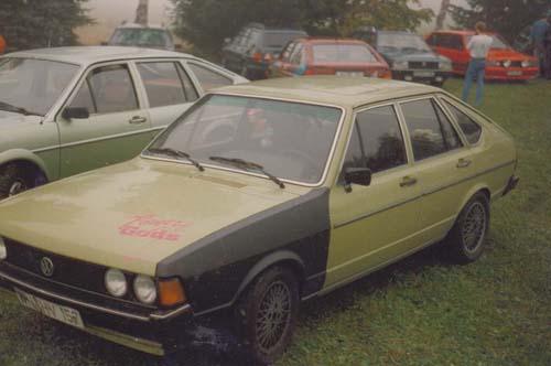 VW Passat 32 Zwischenmodell manilagrün