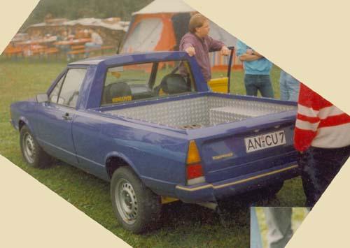 VW Passat 33 Zwimo Variant Pickup