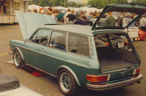 VW 411 Variant