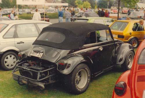 VW Käfer Streaker Cabrio