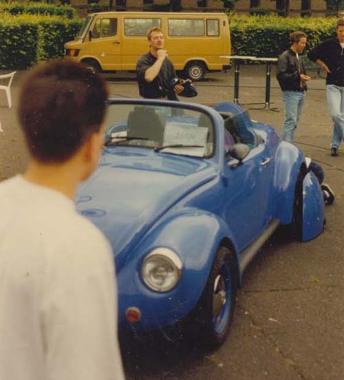 VW Käfer Speedster