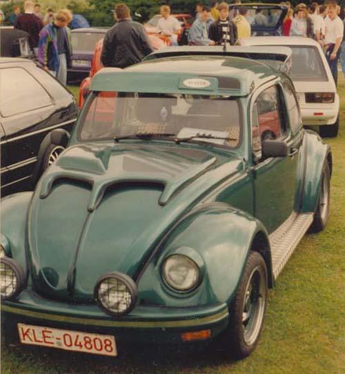 VW Käfer Spoilermonster