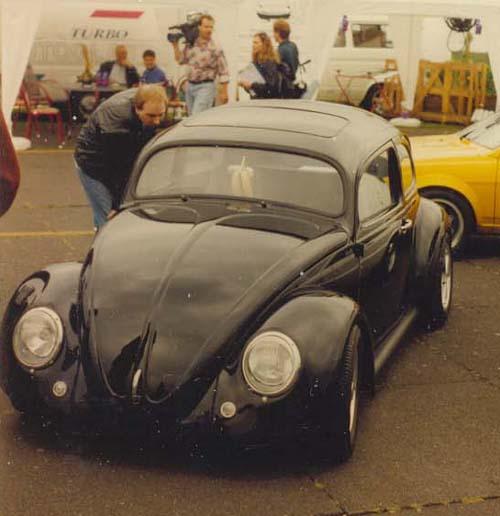 VW Käfer Topchop