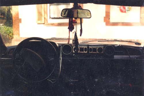 Armaturenbrett Audi 100 Typ 43