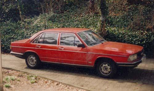 Audi 100 5S Typ 43