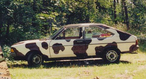 VW Passaratti BSE Kuh-pee 1978