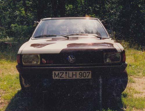 VW Passaratti Passat BSE